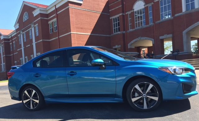 Impreza and science building