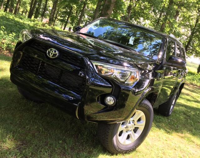 Toyota 4Runner – an SUVstandout