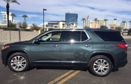 2018 Chevy Traverse full Las Vegas