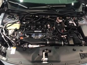 2018 Honda Civic engine