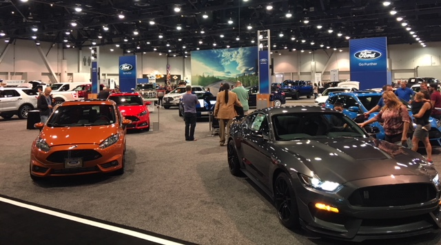 What's YOUR Magic Number?  Tales and Test Drives at the Motor Trend International Auto Show – Las Vegas,NV