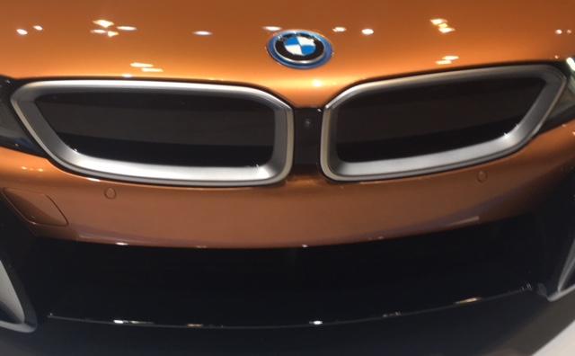 BMW i8 nose