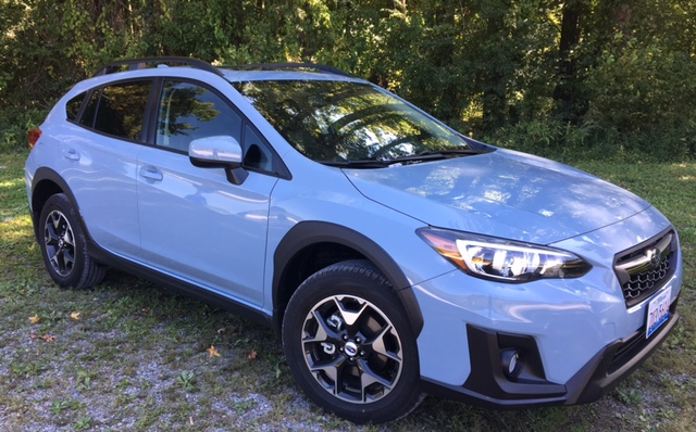 lake shade 2018 Crosstrek
