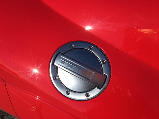 Audi TT fuel