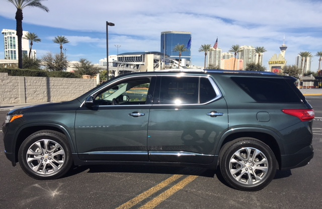 2018 Chevy Traverse full Las Vegas