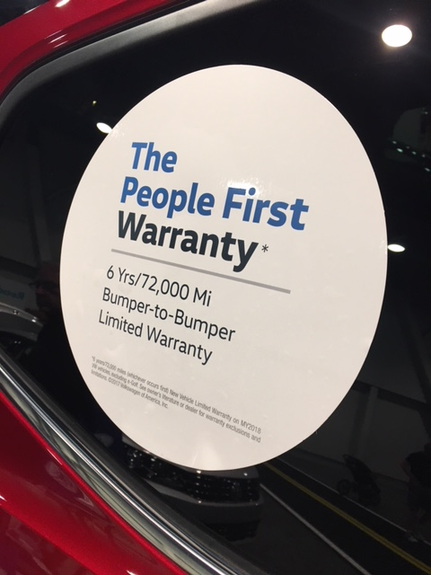 VW People First Warranty