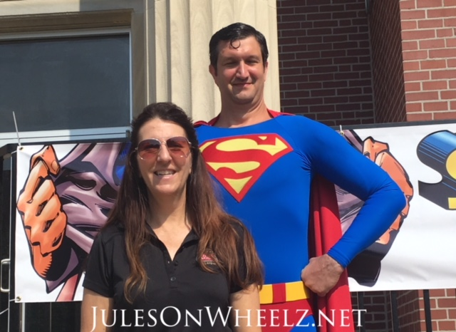 Jules and Superman