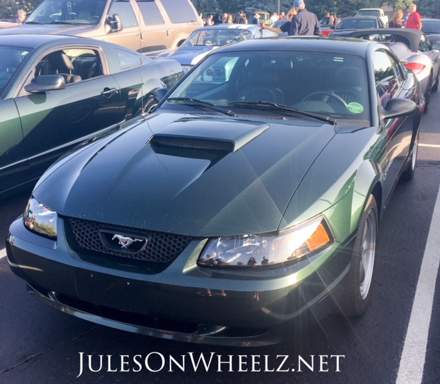 2001 Bullitt Mustang CCC