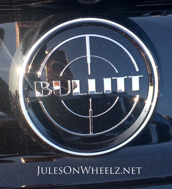 Bullitt fuel cover