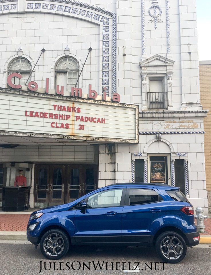 Columbia Theater and EcoSport