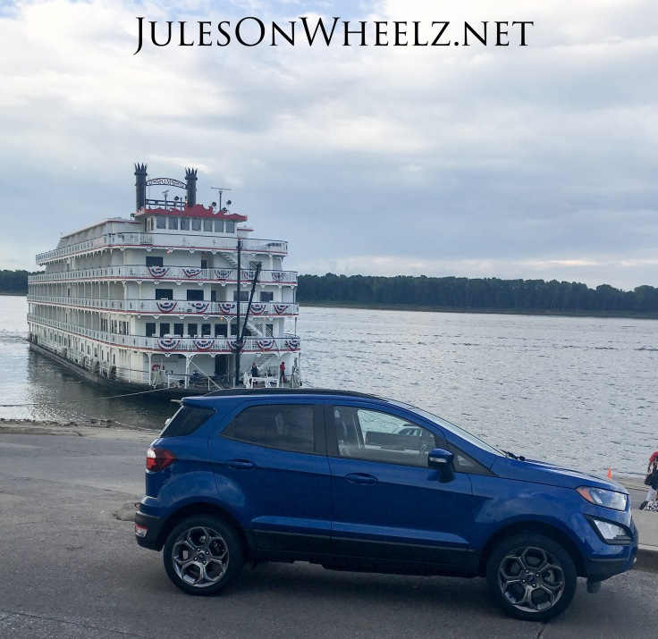riverboat and EcoSport