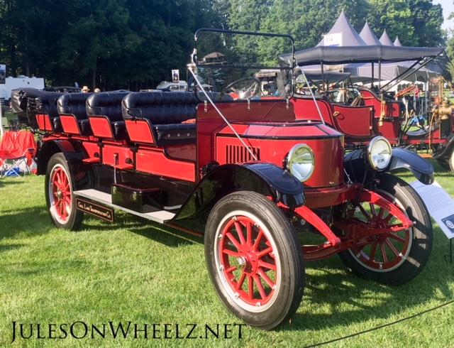 1915 Stanley Mountain Wagon