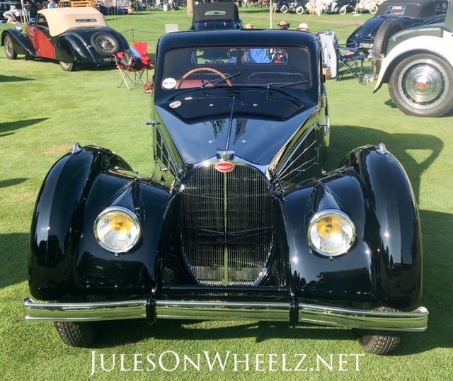 1937 Bugatti T57S Coupe 2
