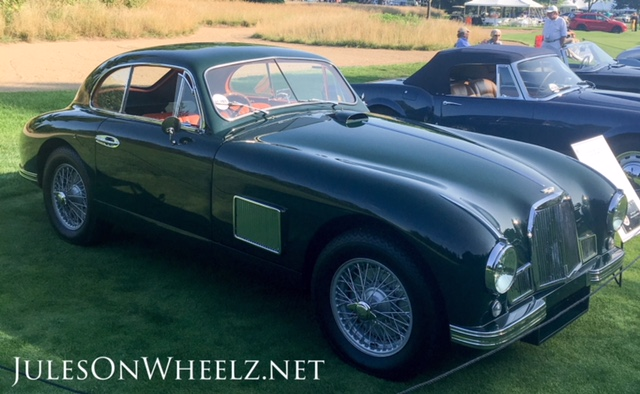 1950 Aston Martin DB2 Coupe