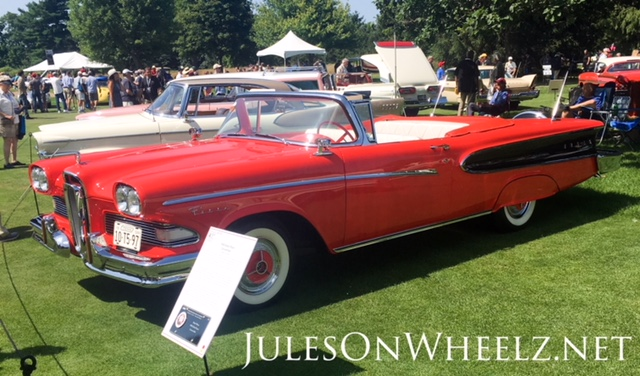 1958 Edsel Pacer Convertible
