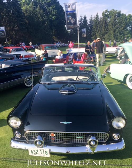 1958 Ford Thunderbird Roadster