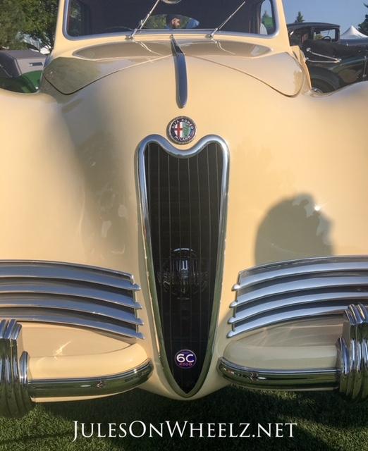 Alfa Romeo Milano M