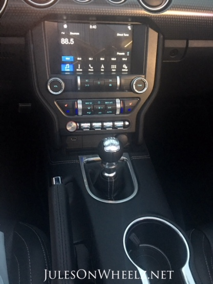 GT console