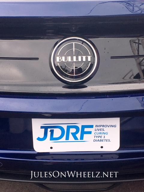 JDRF Custom 2019 Bullitt