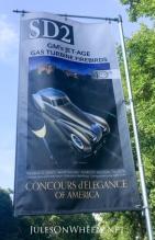 Jet-Age banner GM