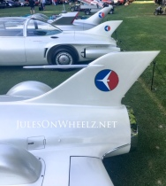 Jet-Age Firebird tail fins