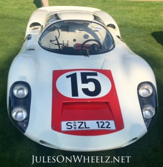 Porsche Race Cars