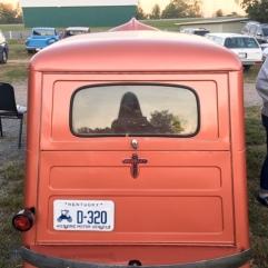 Crosley wagon rear