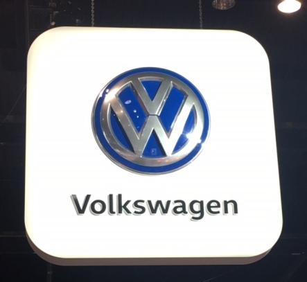 VW emblem