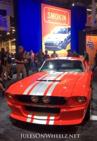 Ford 1967 Mustang Shelby GT500CR