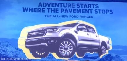 Ford Adventure Starts