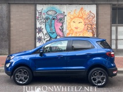 Graffiti and EcoSport