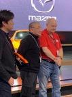 Masahiro Moro, Tom Matano, Bob Hall