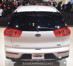 2019 Kia Niro Plug-In Hybrid rear