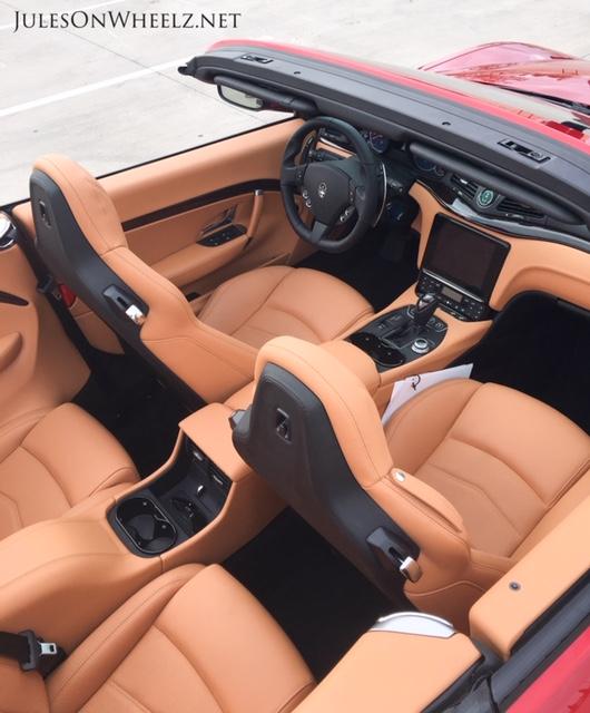 convertible 2019 Maserati GTC Sport