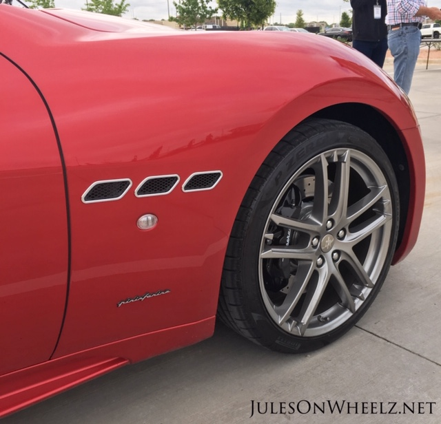 fender 2019 Maserati GTC Sport