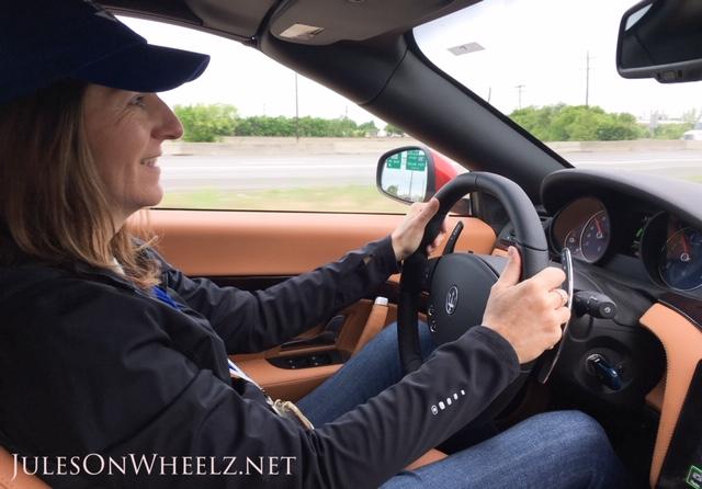 JulesOnWheelz driving 2019 Maserati GTC Sport