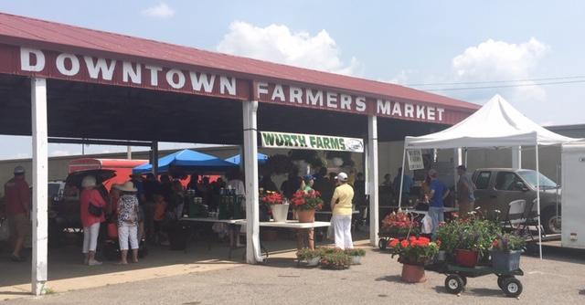 Paducah Farmers Market