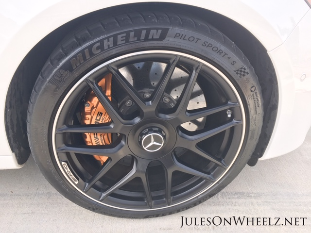 2019 Mercedes-Benz E63 S Wagon wheel