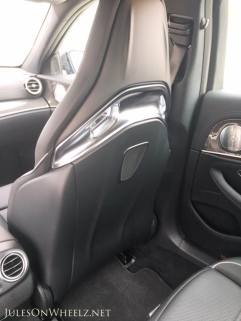 Mercedes-Benz E63 S, Wagon front sport seat