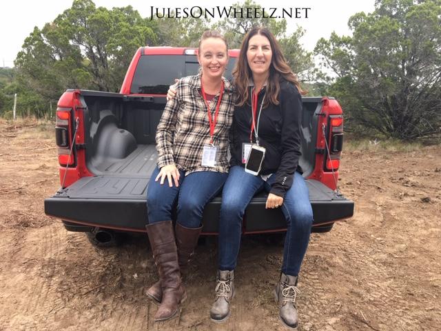 2020 RAM 1500 EcoDiesel with Erica Mueller
